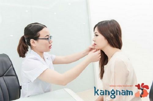 trị mụn ở Kangnam