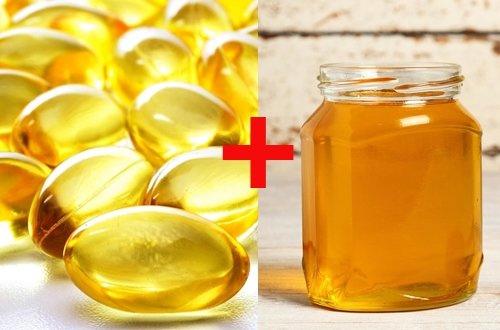 cách trị thâm mụn bằng vitamin e