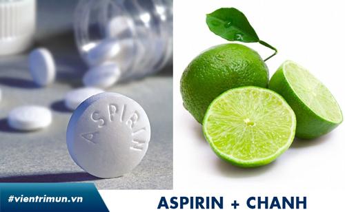 aspirin ph8 trị mụn