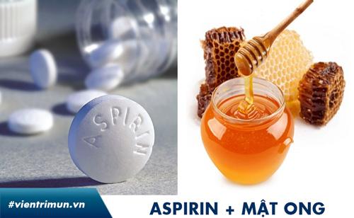 trị mụn bằng aspirin có an toàn không