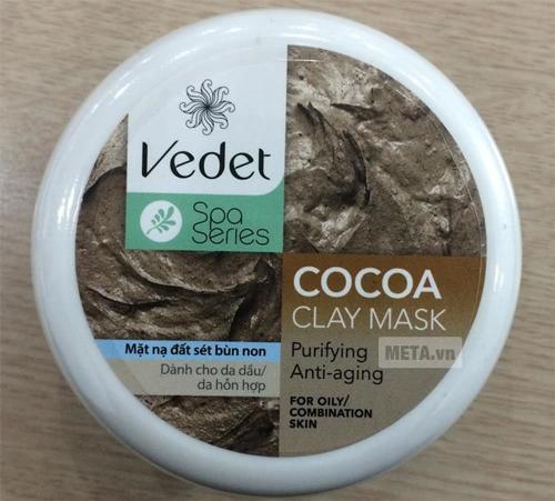 Mặt nạ đất sét VedetteCocoa Clay Facial Mask