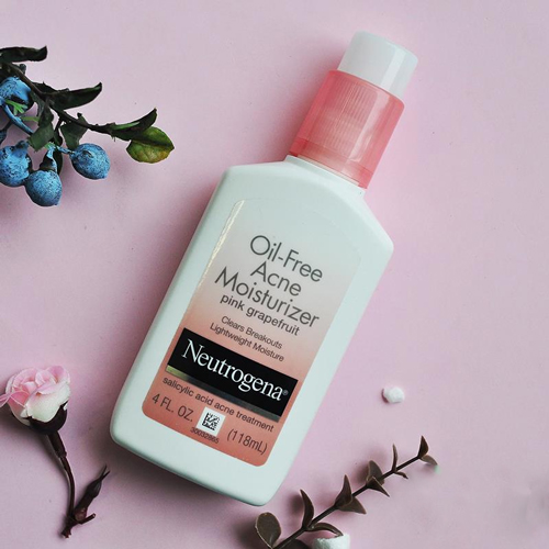 kem trị mụn neutrogena on-the-spot acne treatment review