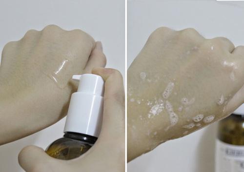 sữa rửa mặt hoa cúc kiehl's 230ml