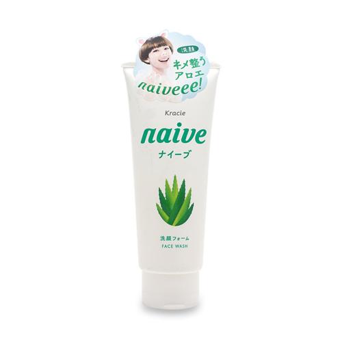sữa rửa mặt naive review
